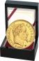 Goldmünze 10 FF mit Kranz Napoleon. Bild 1
