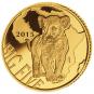Goldmünze Löwenbaby 2015 Bild 1
