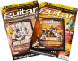 Guitar School of Rock Set. Rock Classics und Bluesrock. Songbooks mit DVDs. Bild 1