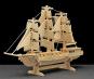 Holzbausatz Segelschiff Bild 1