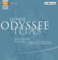 Homer. Odyssee und Ilias. Die großen Klassiker. 2 mp3-CDs. Bild 1