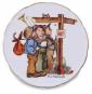 Hummel-Wandteller »Wanderfreunde«, klein. Bild 1