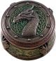 Keltische Drachenbox, rund. Bild 1