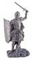 Lilienritter mit Schwert und Schild Bild 1