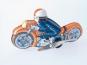 Motorrad »Crazy Charly«. Bild 1