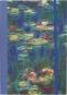 Notizbuch Monet. A5 liniert. Bild 1