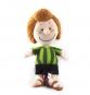 Peanuts Peppermint Patty Plüschfigur. Bild 1