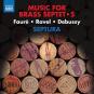 Septura. Music For Brass Septet Vol. 5. CD. Bild 1