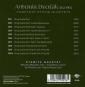 Antonin Dvorak. Streichquartette Nr.1-14. 10 CDs. Bild 2