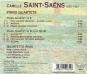 Camille Saint-Saens. Klavierquartette E-Dur & B-Dur op.41. CD. Bild 2