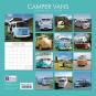 Campervans. Wandkalender 2021. Bild 2