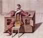 Der Schachautomat des Baron von Kemepelen. Bild 2