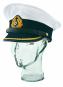 Dienstmütze Kapitänleutnant Kaleu - Mütze der deutschen U-Boot Kommandanten - Größe 58 Bild 2