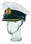 Dienstmütze Kapitänleutnant Kaleu - Mütze der deutschen U-Boot Kommandanten - Größe 60 Bild 2