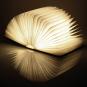 Gingko Smart Booklight Buchlampe groß dunkel Bild 2