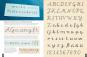 Handlettering. Die 33 schönsten Alphabete. Bild 2