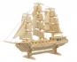 Holzbausatz Segelschiff Bild 2