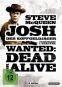 Josh, der Kopfgeldjäger Season 1 & 2 im Paket. 12 DVDs. Bild 2
