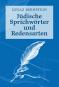 Jüdische Sprichwörter und Redensarten. Bild 2