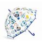 Kinderregenschirm »Fische« mit Farbwechsel. Bild 2