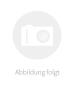Kleine Vase mit Filzmanschette, grün. Bild 2