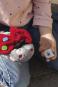 Mein kleiner bunter Krabbelkäfer. Ein plüschiges Würfelspiel. Bild 2