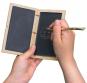 Römische Schreibtafel mit Bronzegriffel. Bild 2