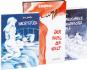 Schreiber und Leser: Erotik Graphic Novel. 3 Bände im Set. Bild 2