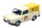 Trabant 1.1 Pick Up DDR - Modell 1:43 Bild 2