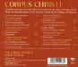 Victoria Musicae. Chorpus Christi. CD. Bild 2