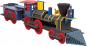 Bau dir eine Lokomotive. Die Geschichte der Eisenbahn. Bild 3