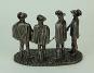 Bronzefigur 3 Musketiere und D'Artagnan. Bild 3
