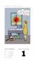 Fiese Bilder. Cartoons für jeden Tag. Tageskalender 2022. Bild 3