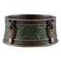 Keltische Drachenbox, rund. Bild 3