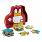 Miffy Puzzle Motiv Schloss. Bild 3