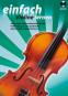 Musiklehrbücher für Neulinge und Wiedereinsteiger. Blockflöte, Blues Harp, E-Bass, Ukulele & Violine. 5 Bände mit CDs. Bild 3