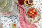 Tischdecke Wilde Erdbeeren, 150 x 250 cm. Bild 3