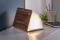 Gingko Smart Booklight Buchlampe groß dunkel Bild 4