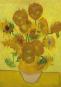 Käsemesser-Set »Van Gogh Sonnenblumen«. Bild 4