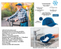 Kappe mit Kühleffekt. Bild 4