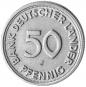 4er-Münzsatz 50 Pfennig - Prägejahr 1949 Bild 5