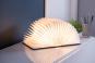 Gingko Smart Booklight Buchlampe groß dunkel Bild 5