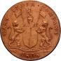 Münzsatz Übersee Kolonien - 7 Münzen Bild 5