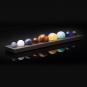 Sonnensystem aus Halbedelsteinen. Bild 6