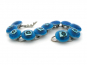 Rave-Armband, türkis. Bild 6