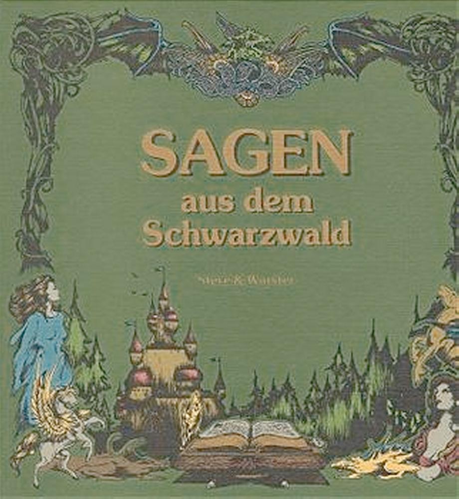 Sagen aus dem Schwarzwald Band 1 + 2 | Jetzt online kaufen